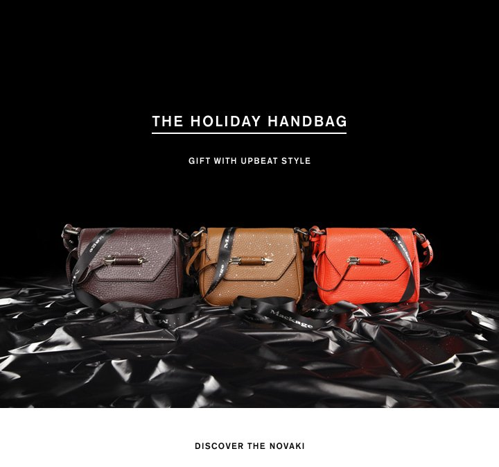 Holiday handbag