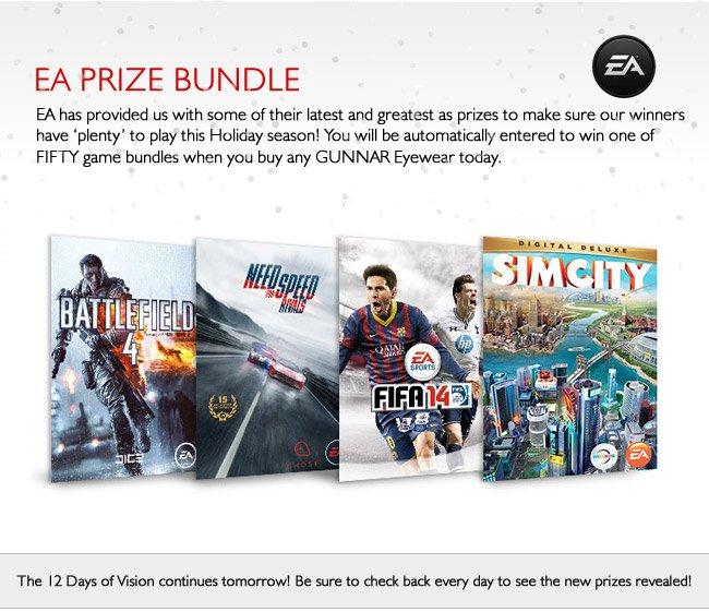 EA prize bundle
