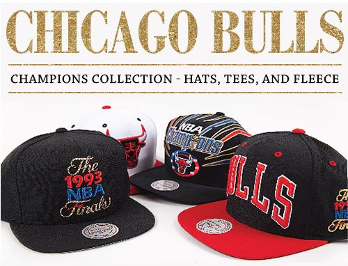 Chicago Bulls Championship Collection