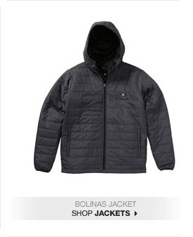 Bolinas Jacket - Shop Jackets