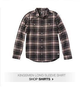 Kingsmen Long Sleeve Shirt - Shop Shirts