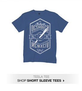 Tesla Tee - Shop Short Sleeve Tees
