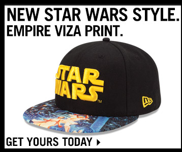 Shop New Star Wars Styles