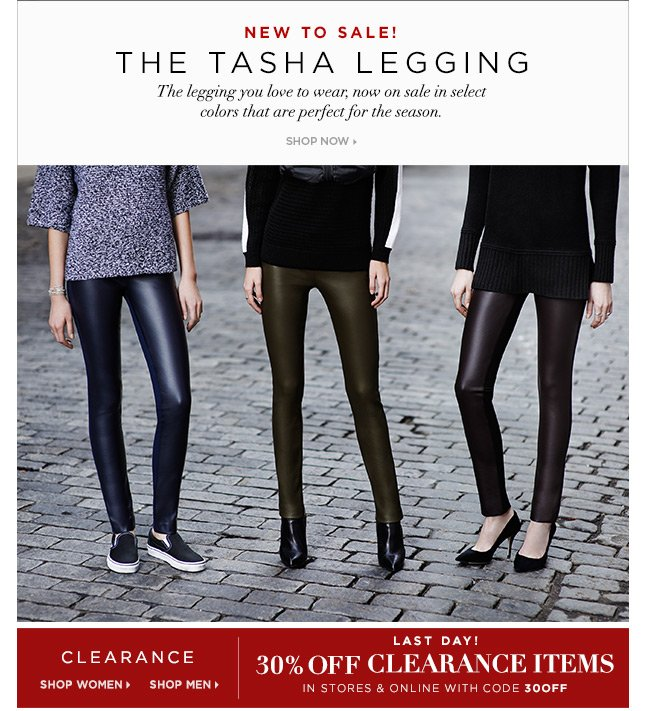 New To Sale: Shop Our Favorite Legging