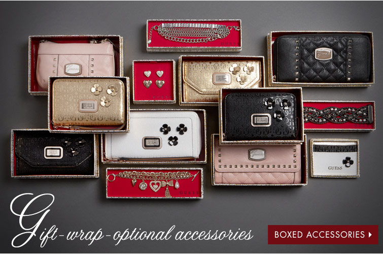 BOXED ACCESSORIES