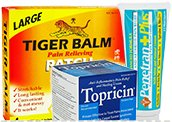 Analgesic Balms (Liniments)
