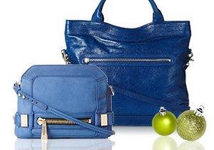 Cobalt Crush: Handbags