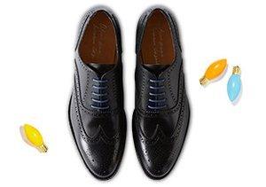 Essential Dress Shoes: Wingtips