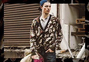 Shop Patterned Gear ft. 3rd & Army