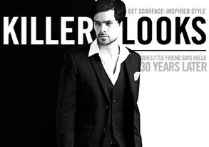 Shop Get Scarface-Inspired Style