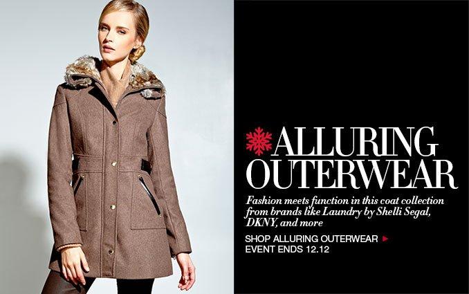 Shop Designer Outerwear For Women