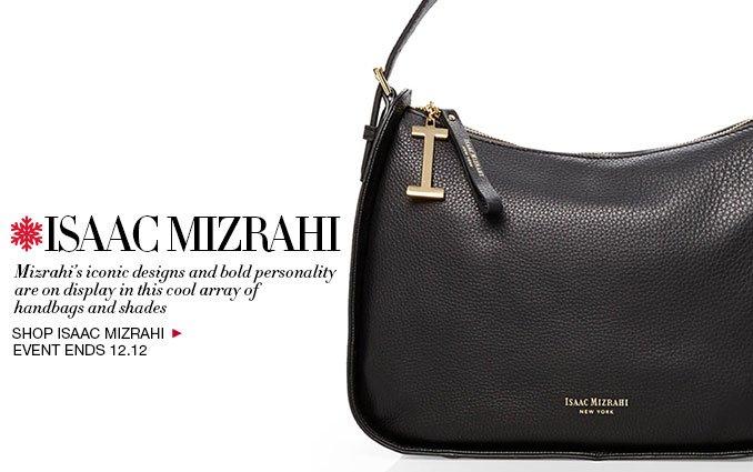 Shop Isacc Mizrahi Handbags