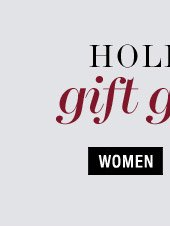 Holiday Gift Guide - Women