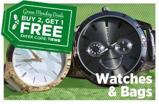 'Tis the Season: Watches & Bags