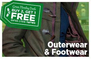 `Tis the Season: Outerwear & Footwear