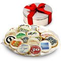 Corporate Logo Tin - Ten Cookies