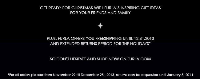 Furla Gift Guide