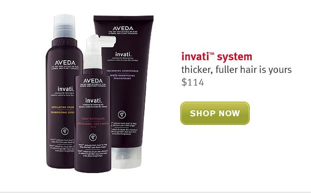 invati system. shop now.