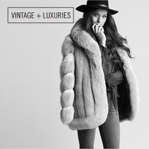 Furs by Christian Dior & More