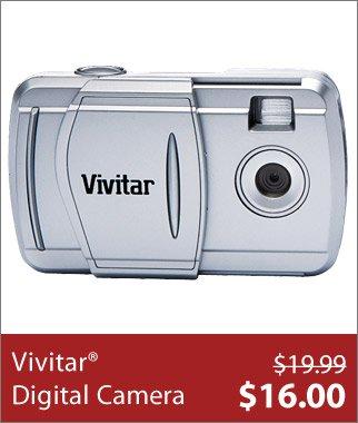 Vivitar® Digital Camera