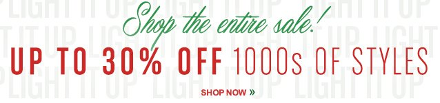Looking for something else? Shop the entire sale!