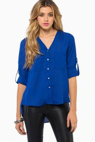 Shoreside Blouse