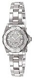 Invicta 7066 Women's Stainless Steel Silver Dial Dive Watch