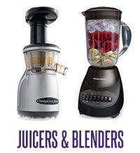 Juicers & Blenders