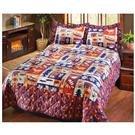CastleCreek™ Blue Ridge Quilt Set
