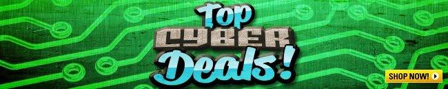 Top Cyber Deals!