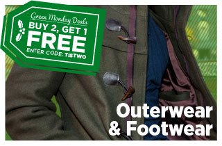 `Tis the Season: Outerwear & Footwear