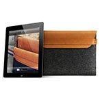 Mujjo iPad Envelope Sleeve Brown