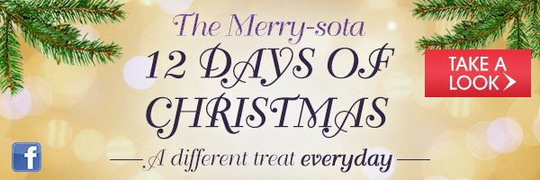 The Merry-sota 12 Days of Christmas - Take a Look
