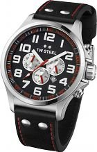 Men's TW Steel Pilot Chronograph 45mm Cuff