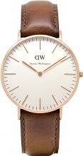 Ladies' Daniel Wellington St Andrews Rose 36mm
