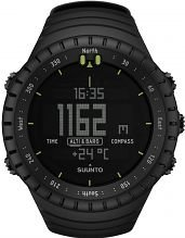 Men's Suunto Core All Black Alarm Chronograph