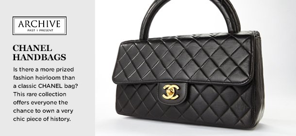 ARCHIVE: CHANEL Handbags