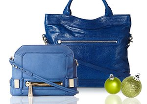 Cobalt Crush: Handbags