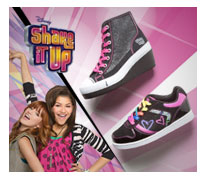 Shop girls shake it up