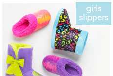 Shop girls slippers