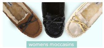 Shop women's moccasins