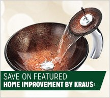 Save on Featured Home Improvement by Kraus