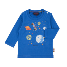 Boys Planet Print T-shirt