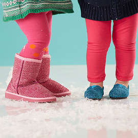 Sparkling Steps: Girls' Shoes