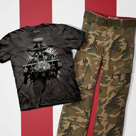 Support the Troops: Kids' Apparel