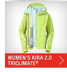WOMEN'S KIRA 2.0 TRICLIMATE®