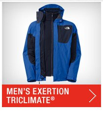 MEN'S EXERTION TRICLIMATE®
