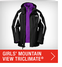 GIRLS' MOUNTAIN VIEW TRICLIMATE®