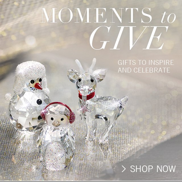 Gifts to inspire and celebrate