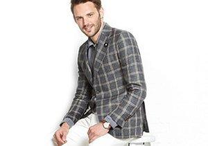 Tartan Trend: Sportcoats & More